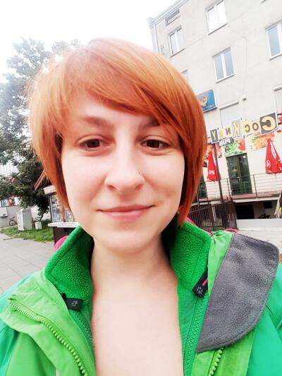 Galyna zoekt een Appartement/Huurwoning/Woonboot in Amsterdam