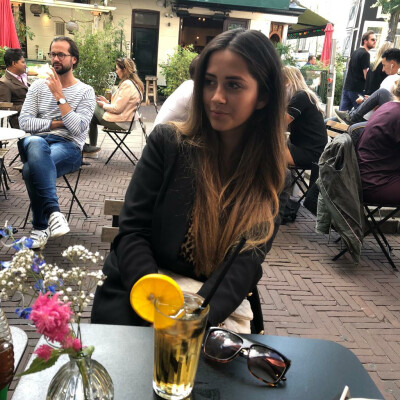 Melina zoekt een Appartement / Studio in Amsterdam